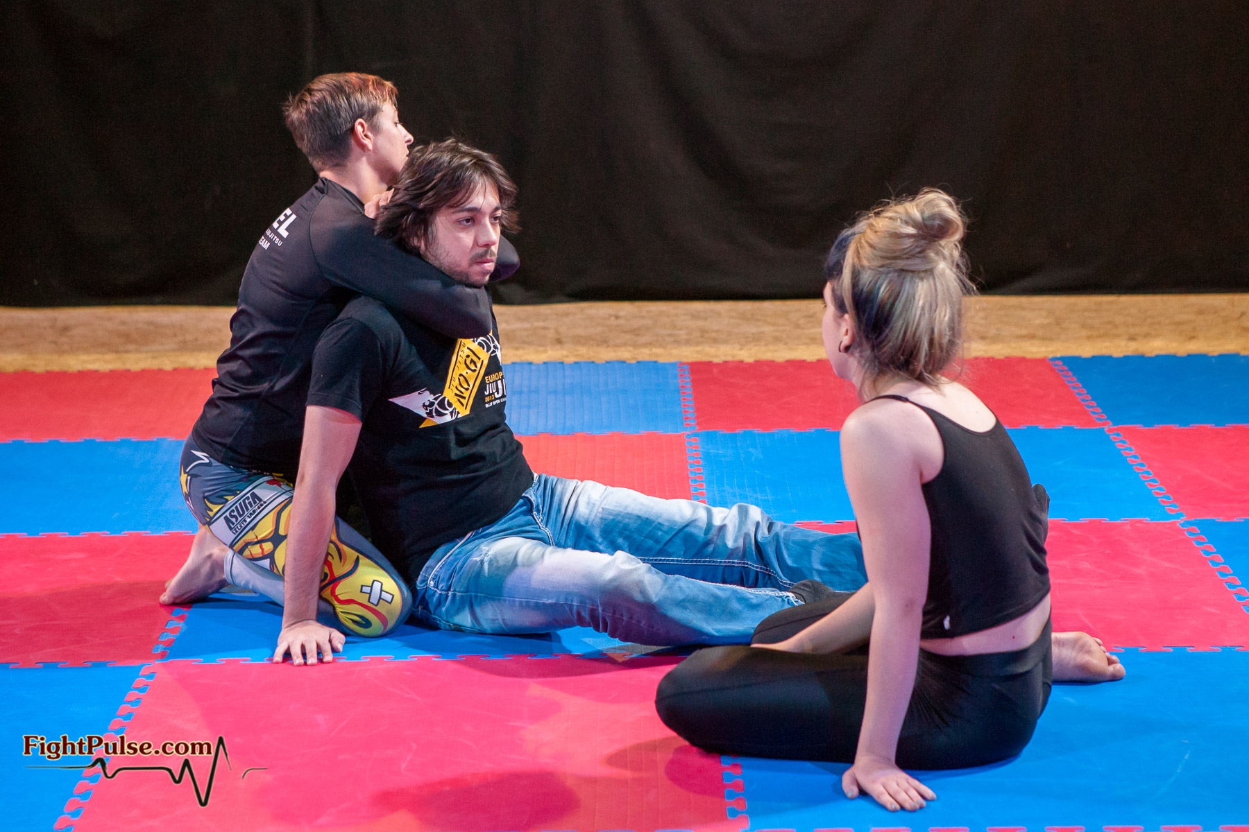 Male vs female mixed wrestling forum